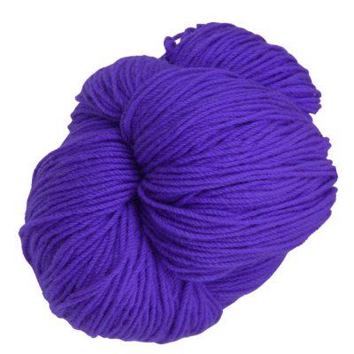 Aran knitting wool Purple
