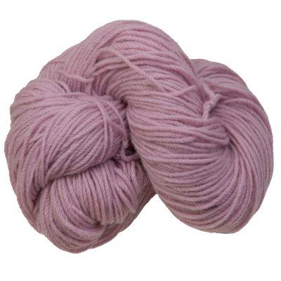 Aran knitting wool Dusty Pink