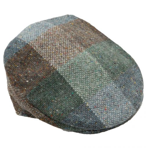 Tweed Cap Spring Check