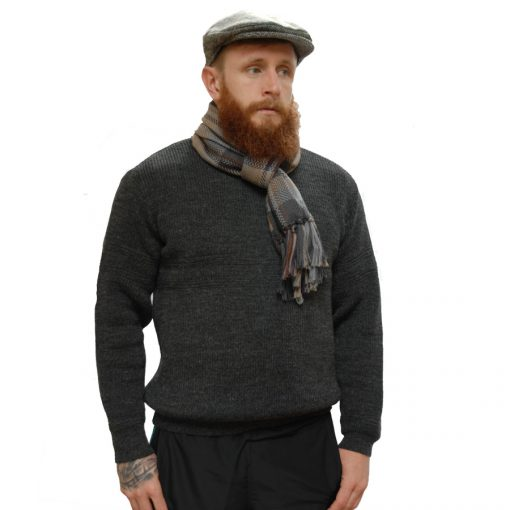 Country living CN sweater Charcoal