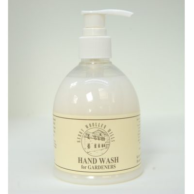 300ml Bottle of Gardiners Hand Wash liquid soap with pump dispenser. Hard working and gentle on skin