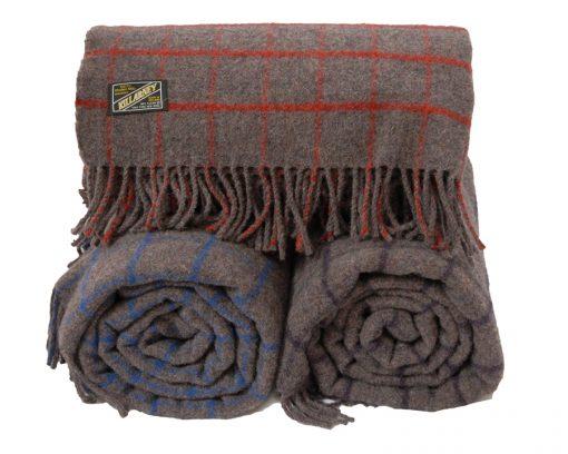 Killarney Barcheck rug stack