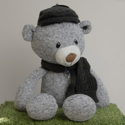 Teddy bears & sheep