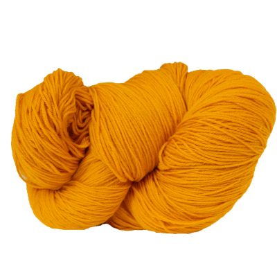 Superwash merino lambswool in Harvest Gold by Kerry Woollen Mills