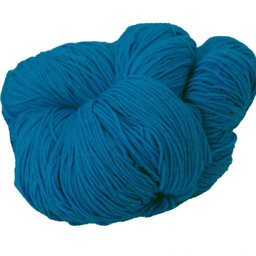 Merino knitting wool-Saxe Blue