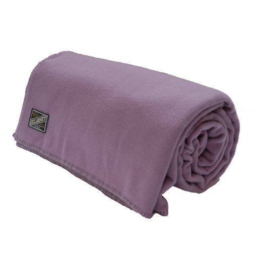 Merino Wool Queen size Lilac