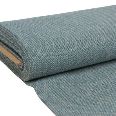 Altered twill fabric PZ24j Atlantic Teal roll