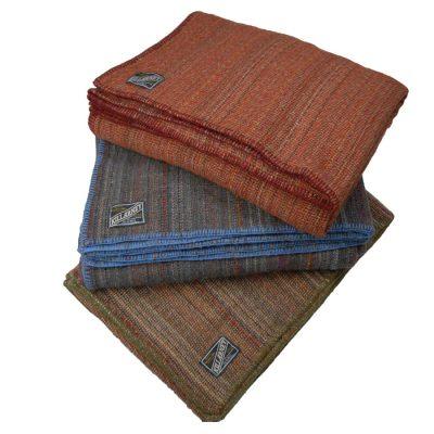 Queen size wool blankets Carntual range