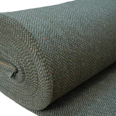 Tweed cloth Heavy weight Herringbone 513E roll