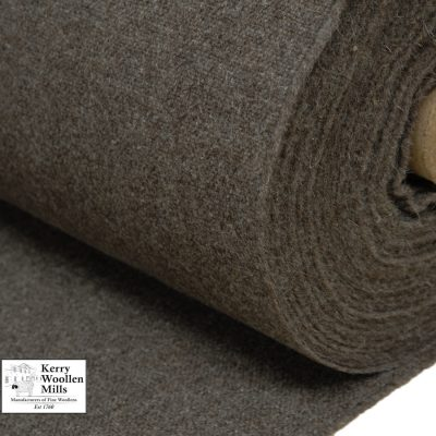 upholstery fabric in Mid Jacob colour; wool upholstery cloth; natural wool upholstery