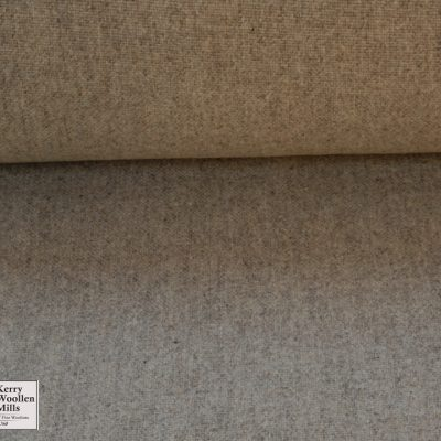 Upholstery Fabric Mid Jacob is a natural wool colour from Jacob sheep. 100% pure new wool, inherently Flame Retardent