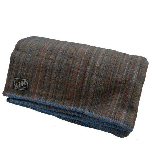 Irish Wool Blanket, Wool Blanket Double Bed, Kerry Woollen Mills