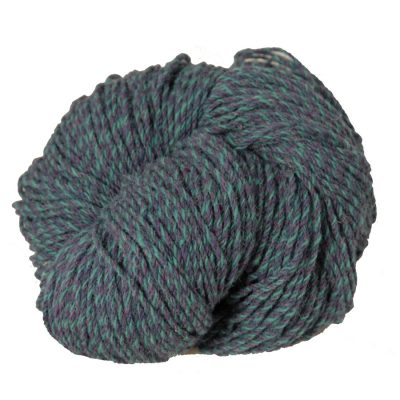 aran knitting wool Mallard Twist