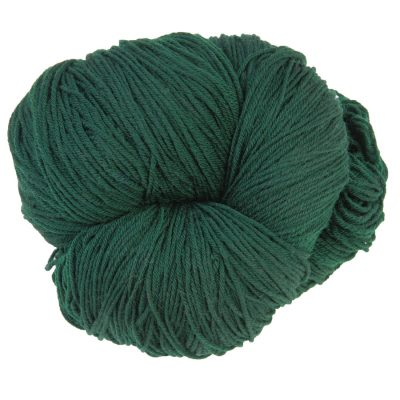 Merino Superwash wool in Bottle Green
