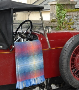 Irish wool Throws & Rugs