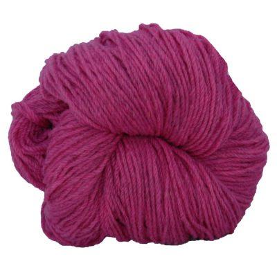 Traditional Irish Aran knitting wool in Pretty Pink