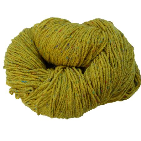 Traditional Aran knitting wool made in Kerry Ireland. Rich Kerry Gold colour.
