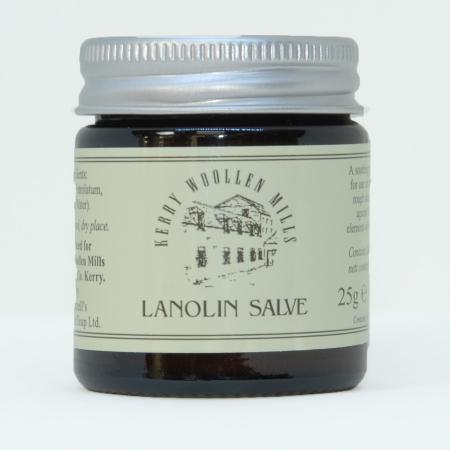 Lanolin Salve 25gm bottle lip and skin protection and moisturiser