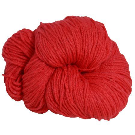 Aran knitting wool Christmas Red