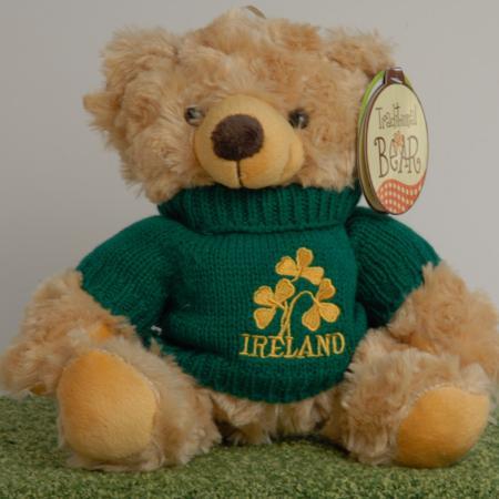 Teddy Bear, Traditional Irish