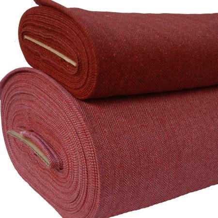 Tweed cloth Lambswool silk