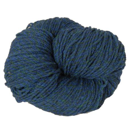Traditional Aran knitting wool made in Kerry Ireland. Rich Blackwatch colour