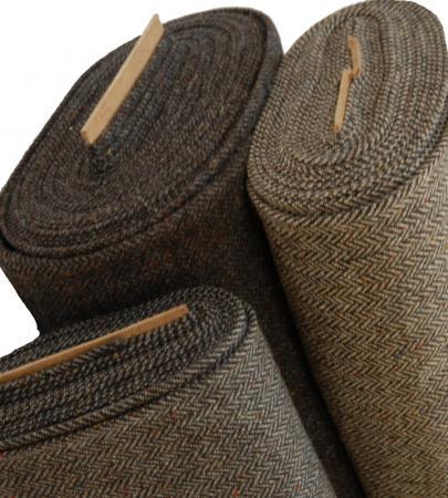 Tweed Herringbone cloth bundle