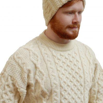Aran wool Sweaters