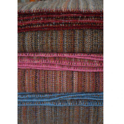 Irish Wool Blanket,Wool Blanket Double Bed,Kerry Woollen Mills