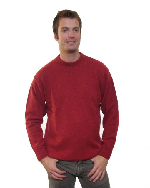 lambswool silk sweater