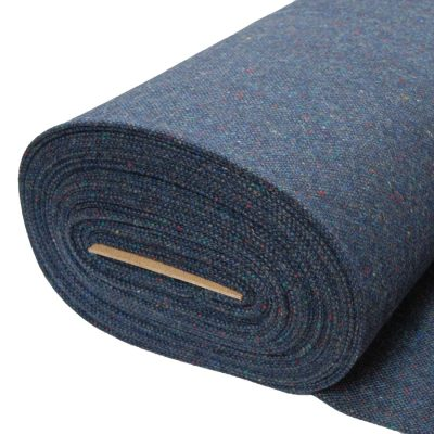 tweed wool cloth